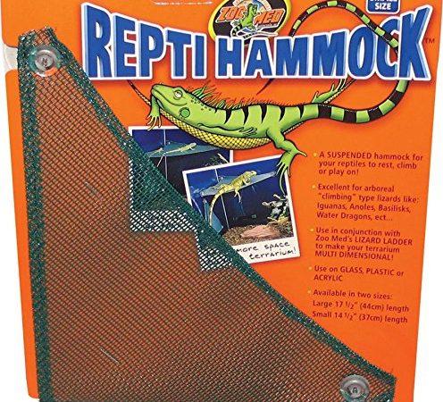 Zoo Med Mesh Reptile Hammock Small 14 1 2 Inch Stropso