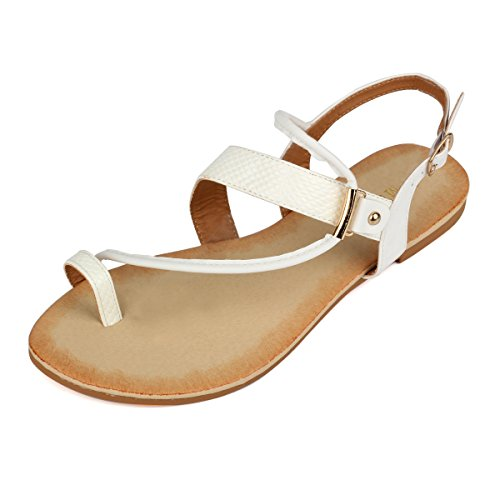 0519fc5a2412d Great for the Spring Summer Season. Cute stylish and practical design.  Artificial Leather Top Sole and Upper. Mu dan thong flat gladiator Summer  Sandals ...