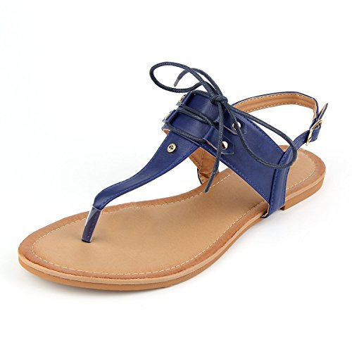 9f2d39ae500e2 Adjustable strap. Light Padding for Comfort. Mudan women t-strap casual  Wear Gladiator Flat Sandals Easily transition day to night on vacation.