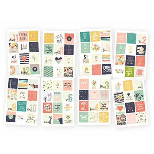 Carpe Diem 4960 Posh Dashboards & Pocket Cards